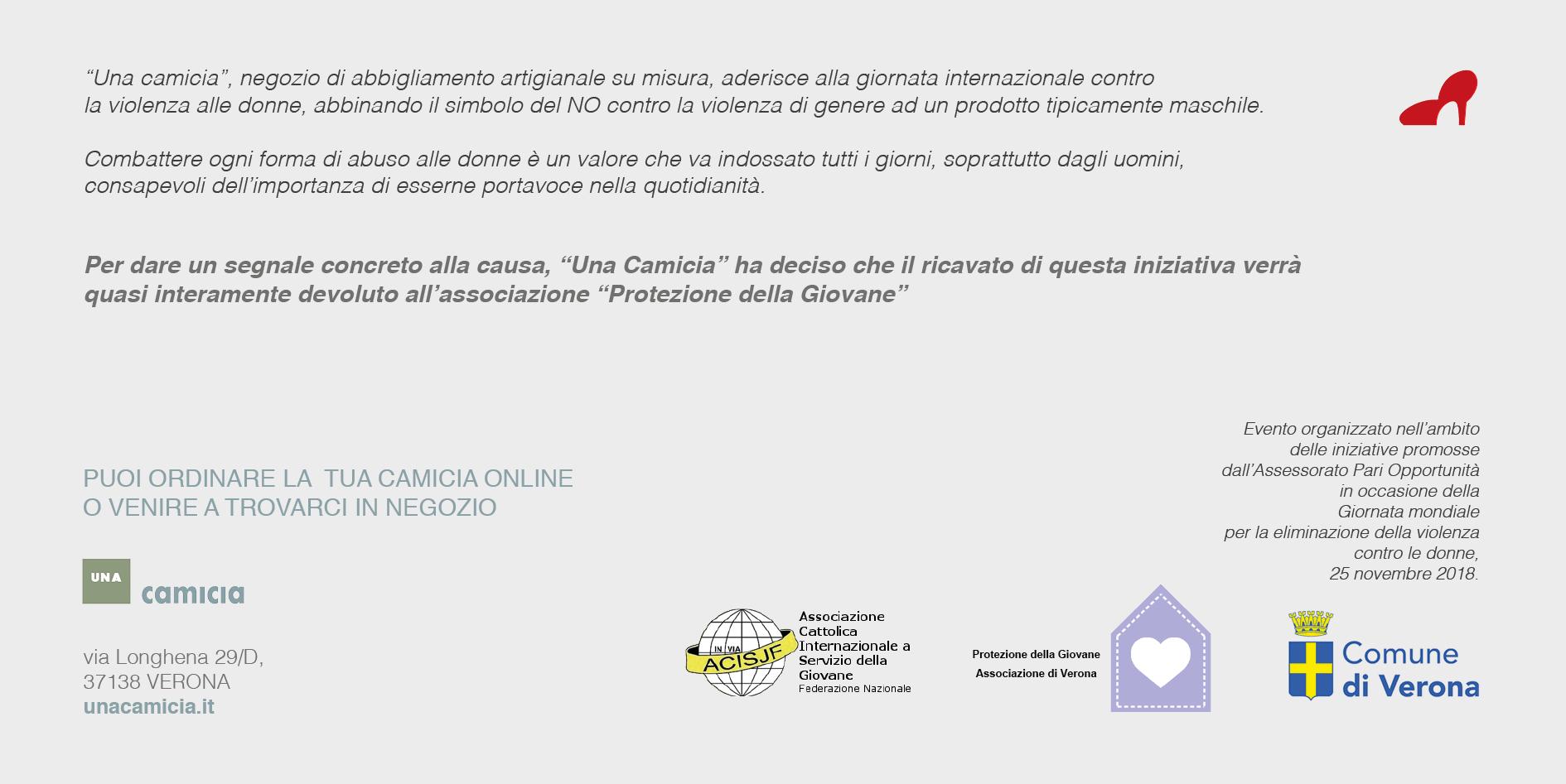 UNA CAMICIA TI PROTEGGE DEF 3
